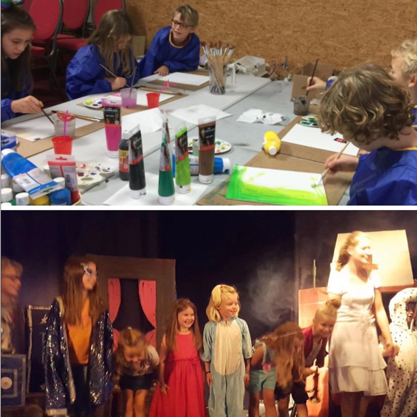 Theater- en crea-atelier