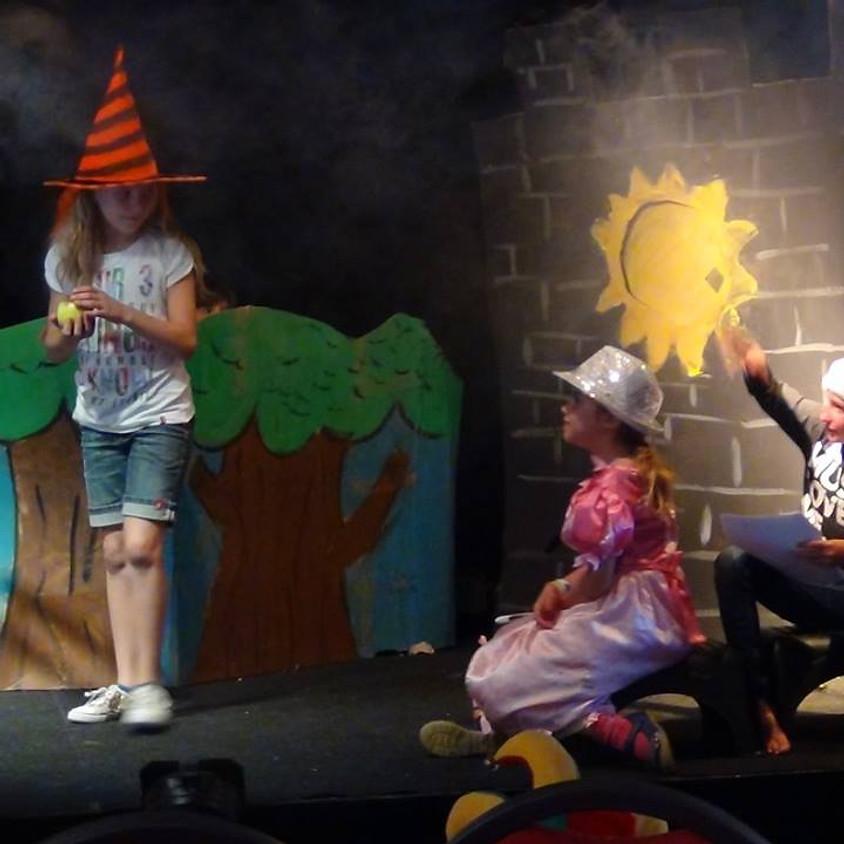 Theaterkamp (4 tot 12 jaar)