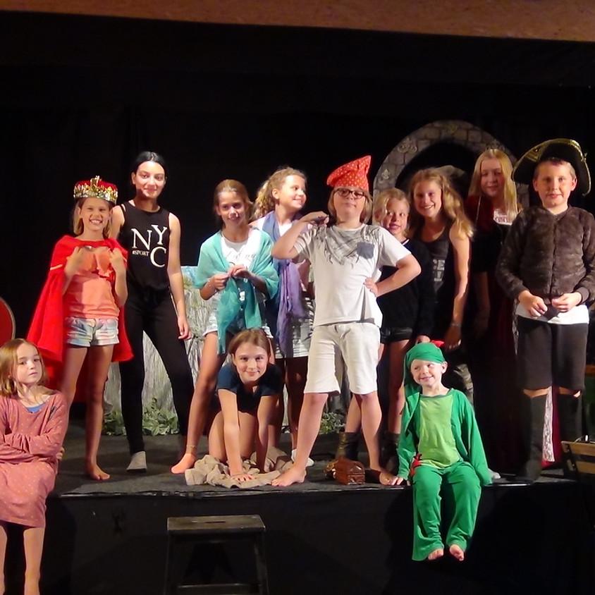 Theaterkamp juli (6 tot 12 jaar)