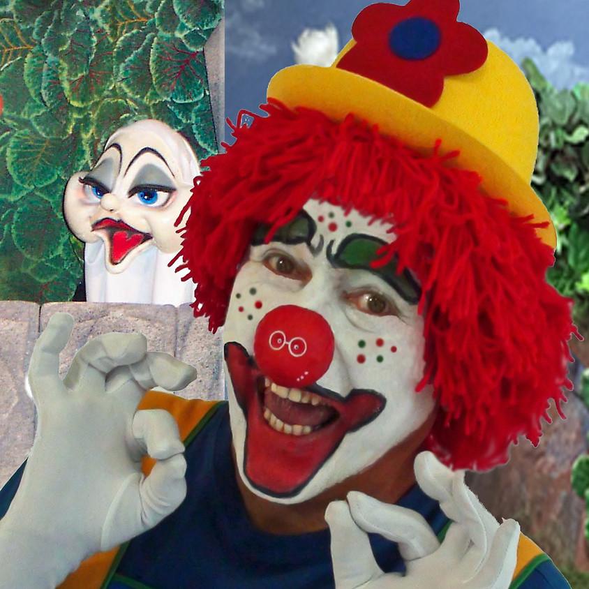 Clown Dobbel en de Gekke Griezels