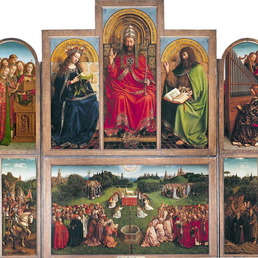 Kijk, Van Eyck!