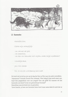 Sint- en Pietverhalen