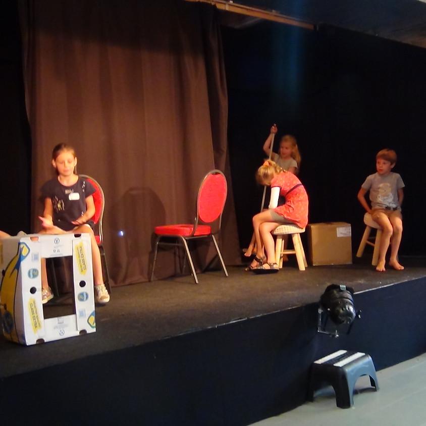 De theaterwereld