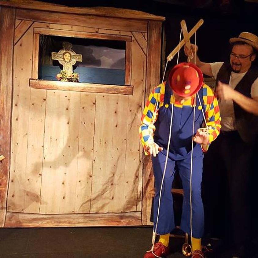 Pinokki-oh! - mini-musical door de theaterleskids