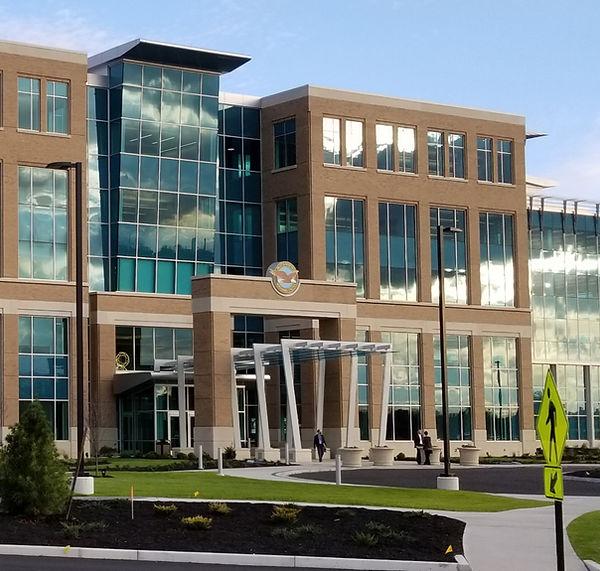 Pratt & Whitney's front entrance