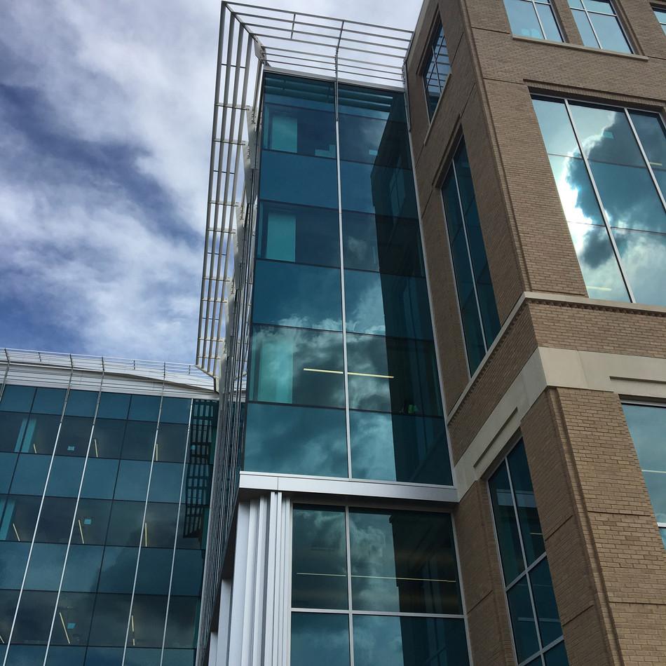 Partial Pratt & Whitney Elevation