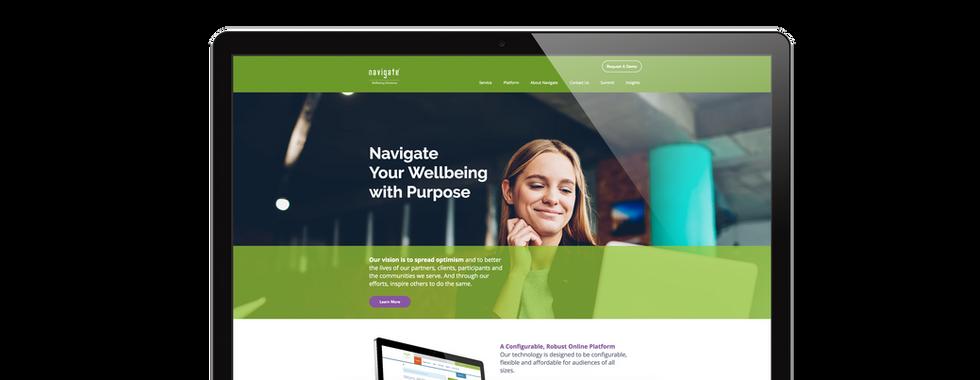 Navigate Website