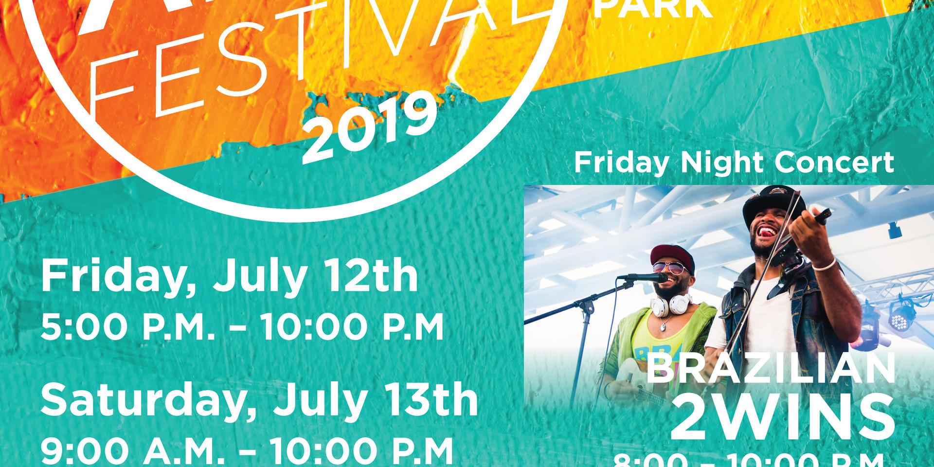 Waukee Arts Festival Poster