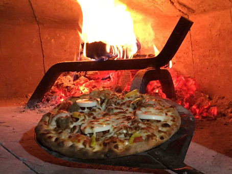 2020 Food: Ferinheit Wood Oven Pizza