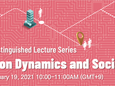 [10-10 Project]  Lecture Series | Population Dynamics and Social Policy