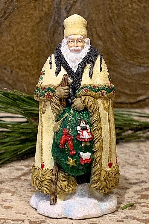 Hungarian Santa Miniature