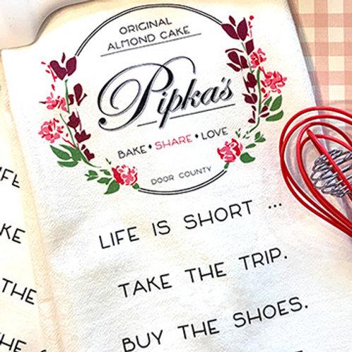 Pipka's Flour Sack Kitchen Towel