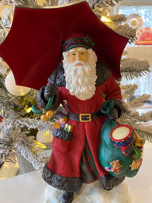 Let It Snow Santa