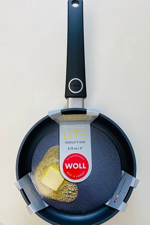 Woll Induction Saute Pan & Lid