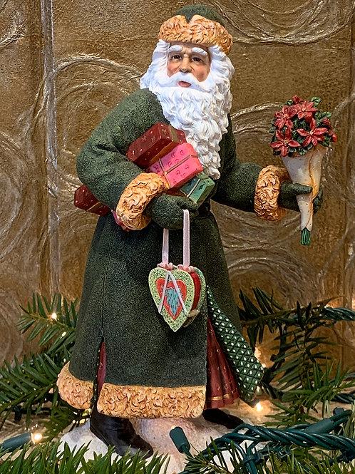 Poinsettia Santa (Pipka's #1)