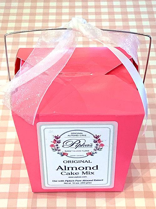 Pipka's Original Almond Cake Mix