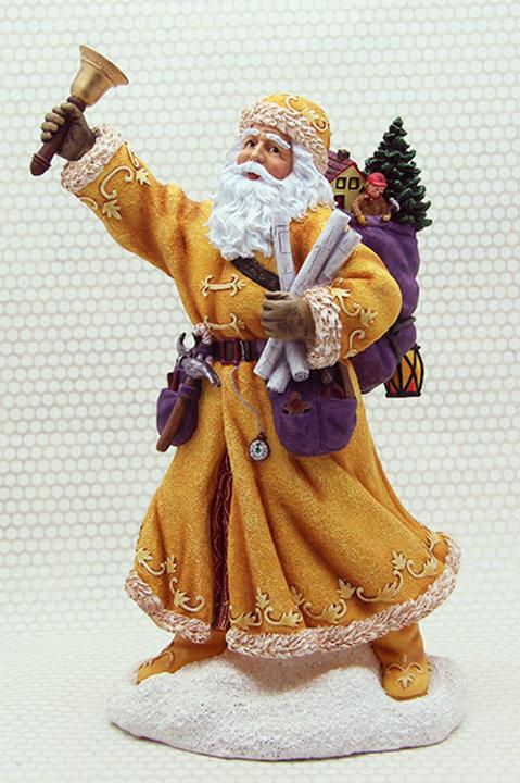 Carpenter Santa 1944 (Pipka's Private Collection)