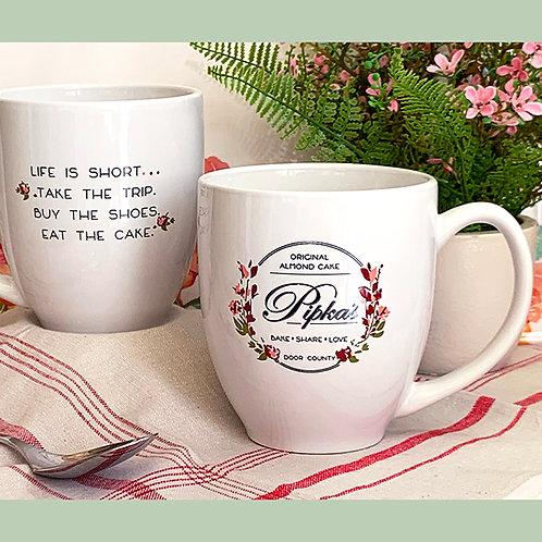 Pipka's Eat the Cake Coffee Mug