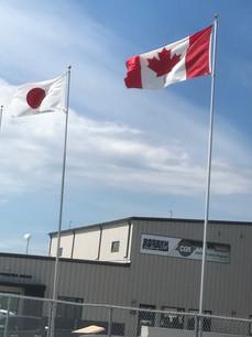 Hokkaido, Japan   Winnipeg, Manitoba