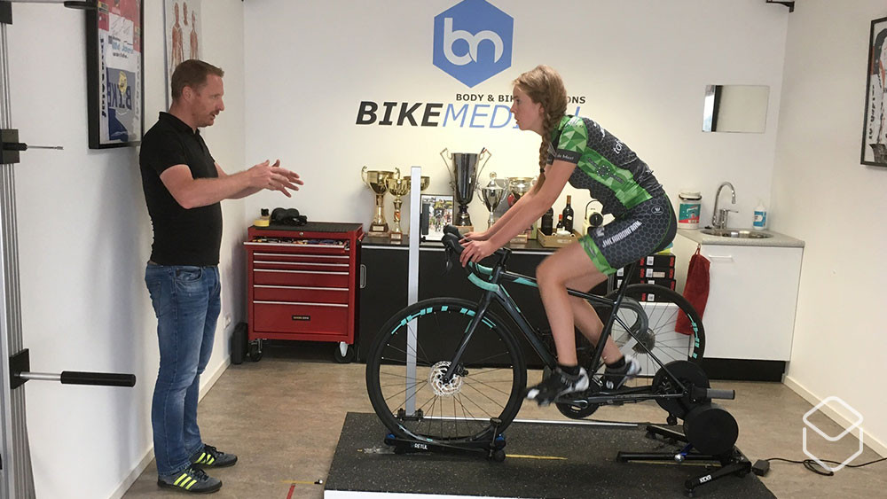 Cobbles Cycling Test Case Bike Fit