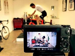 Video analyse | fietspositie analyse