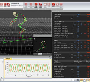 3D analyse fietser | Bike Fit