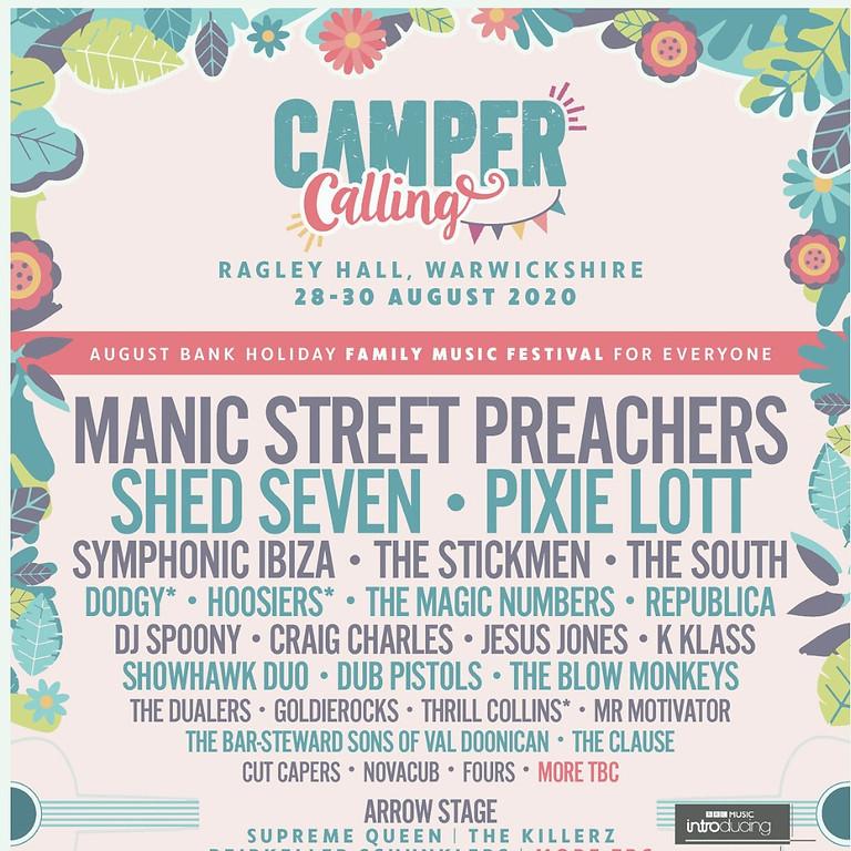 Camper Calling