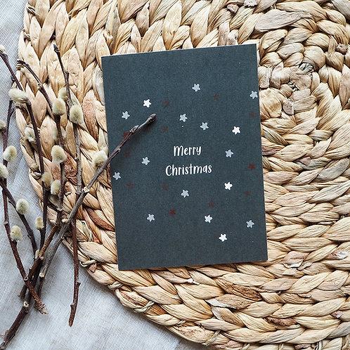 Merry Christmas | Kerst kaartje