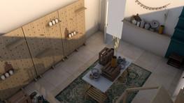 Showroom ontwerp