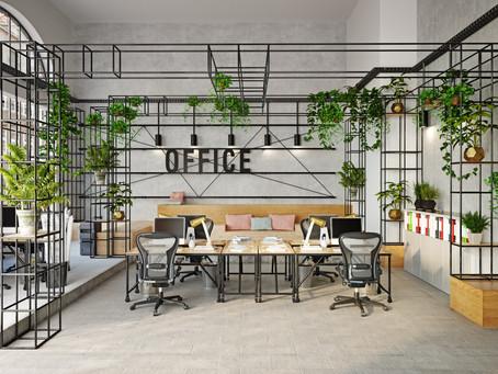 Umweltschutz fängt im Büro an