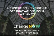 ChangeNow Summit 2020 au Grand Palais, Paris