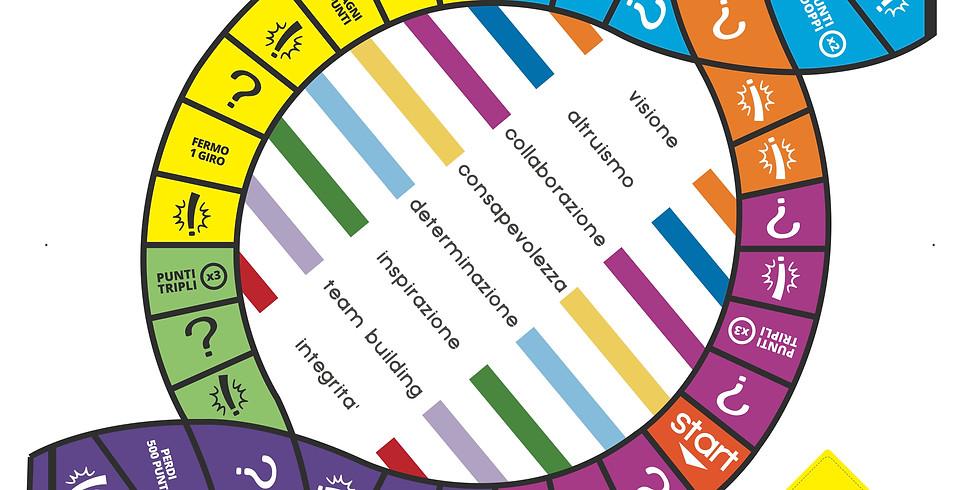 Giochiamo Discover your Leadership DNA (Evento privato)