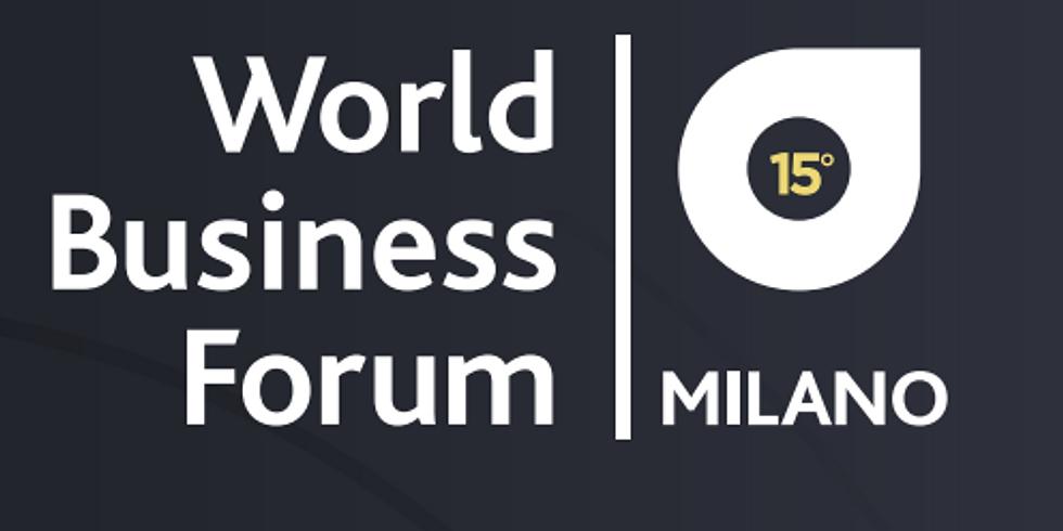 WOBI World Business Forum | Milan 30-31 October 2018