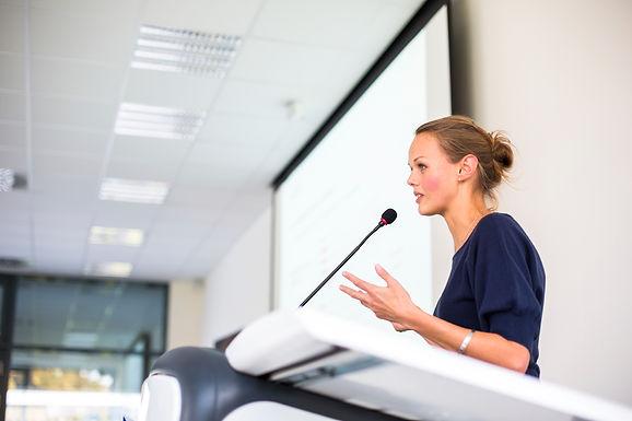 Public Speaking (Registrati per assicurare il tuo posto!)