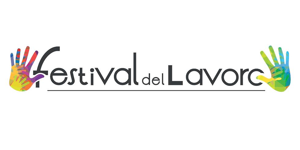 Festival del Lavoro - WayOut è Sponsor