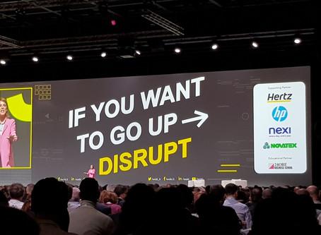 Se vogliamo crescere dobbiamo essere disruptive!