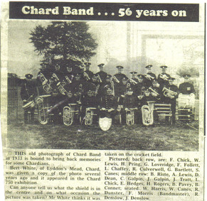 Band in 1933