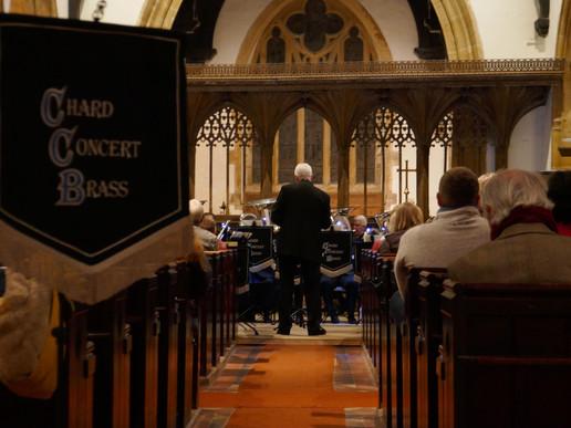 Combe St Nicholas Remembrance Concert 2017