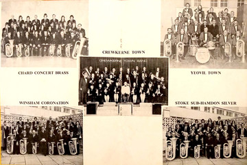South Somerset Brass 1975
