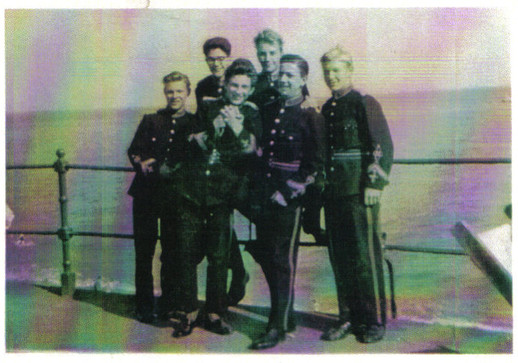 Lyme Regis 1957