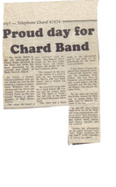 Crick's response to Band in 1933