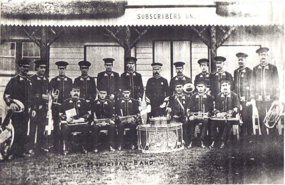 Chard Municipal Band