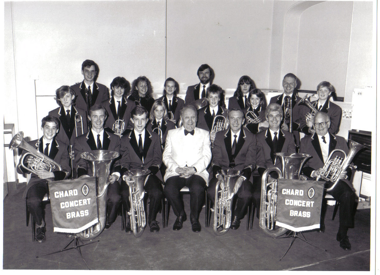 Chard Concert Brass Late 1980s
