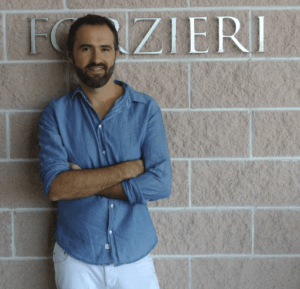 Andrea Forzieri, founder and CEO, Forzieri
