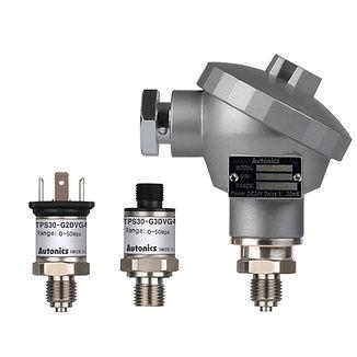 Transmissor de Pressão de Aço Inoxidável Série-TPS30