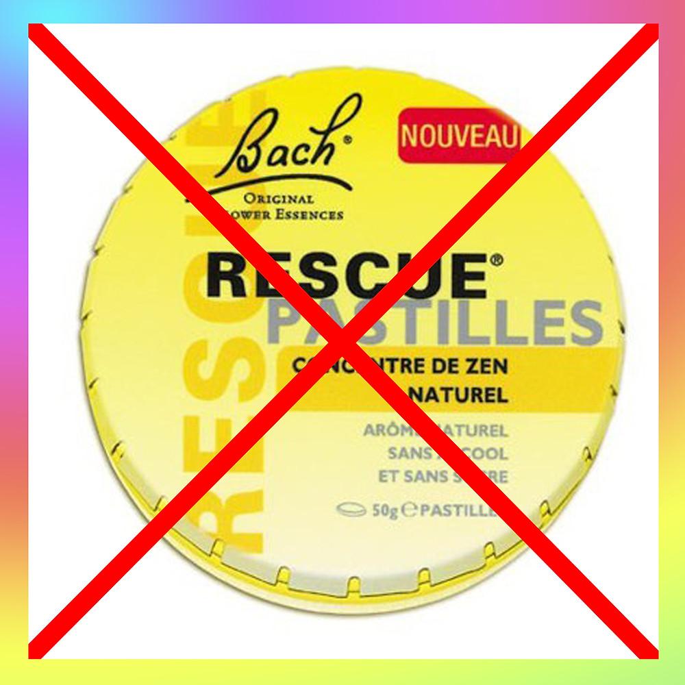 bonbon rescue toxique animaux