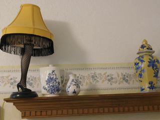Ralphie's Leg Lamp