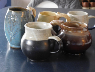 What do you do with all your pottery?