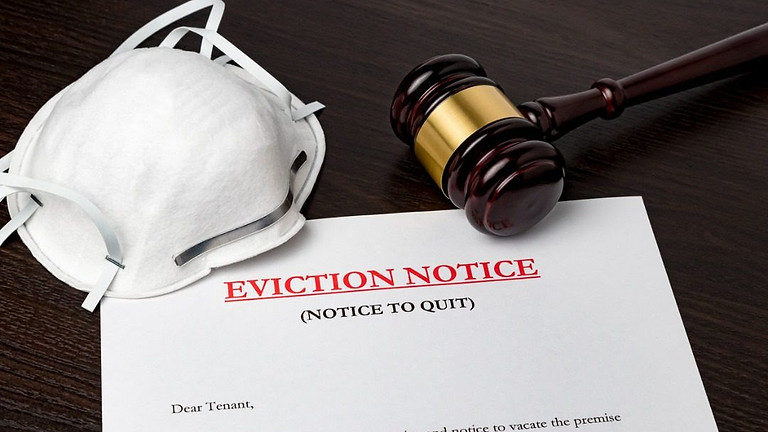 CDC Extends Eviction Moratorium for 'Final' Time