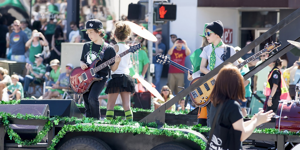 CANCELLED: 26th Annual Hermosa Beach St. Patrick's Day Parade